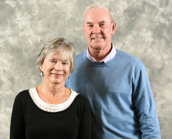 Barbara and Paul provide a generous future gift to MSU to benefit developing countries in Africa.
