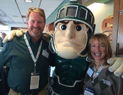 Kurt and Debbie help build a healthy Michigan State University through planned giving.